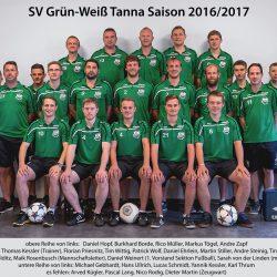 SV Neundorf – SV Grün-Weiß Tanna 0:5 (0:2)