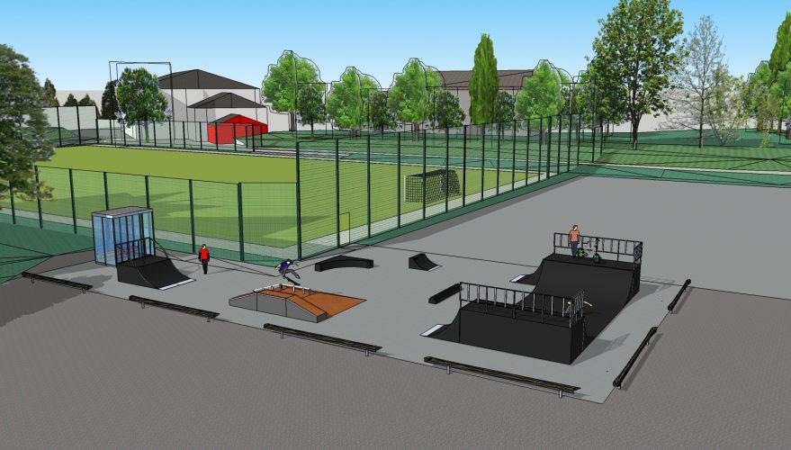 Skatepark Tanna - Sponsoren gesucht