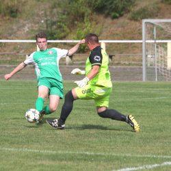 SG SV Grün-Weiß Tanna - SV Jenapharm Jena 0:4 (0:2)