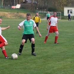 SG Tanna/Oettersdorf - SV Glückauf Lehesten 7:0 (4:0)