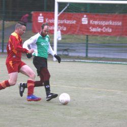 SV Grün-Weiß Tanna - FSV 1999 Remptendorf 5:0 (4:0)