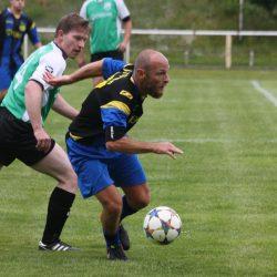 SG SV Grün-Weiß Tanna -1. FC Trogen II 2:1 (1:0)