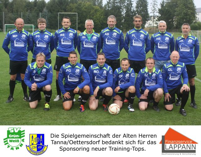 VfB Pausa - SG Tanna/Oettersdorf 2:6 (2:2)