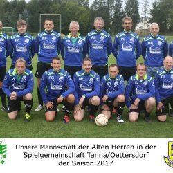 SV Neundorf - SG Tanna/Oettersdorf 3:1 (1:0)