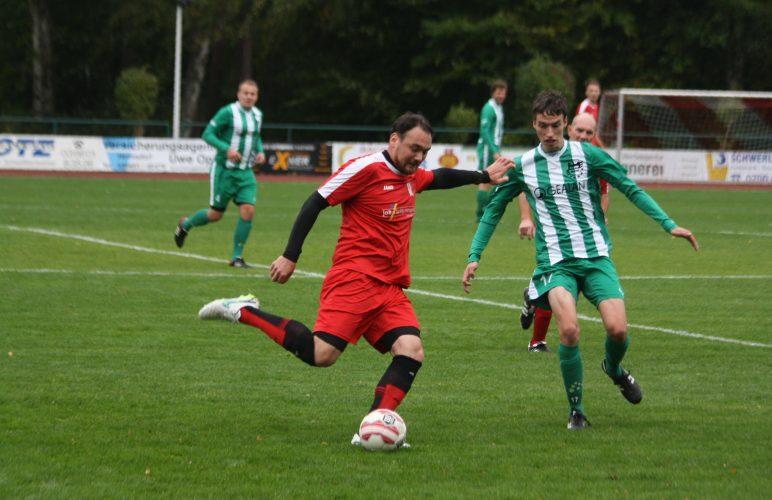 SV Hermsdorf - SG SV Grün-Weiß Tanna 1:2 (1:1)