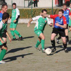 SG SV Grün-Weiß Tanna - SV Jenapharm Jena 2:5 (0:2)