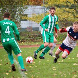 FC Thüringen Jena - SG SV Grün-Weiß Tanna 8:0 (2:0)