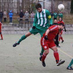 SG SV Grün-Weiß Tanna - SG SV Elstertal Silbitz II 2:2 (1:1)
