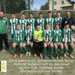Hallen-Kreismeisterschaft Endrunde B-Junioren