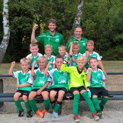 F-Junioren starten in die neue Saison