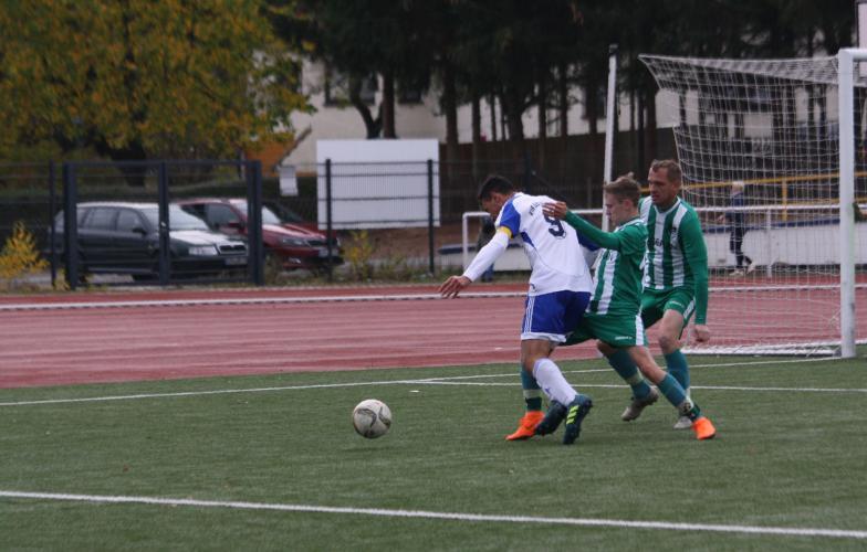 SG VfR Bad Lobenstein II -  SG SV Grün-Weiß Tanna 5:1 (3:0)