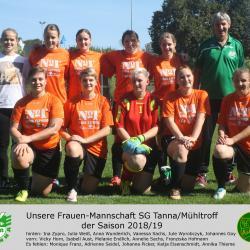 SG Neustadt/Großfriesen - SG Mühltroff/Tanna 2:0 (2:0)