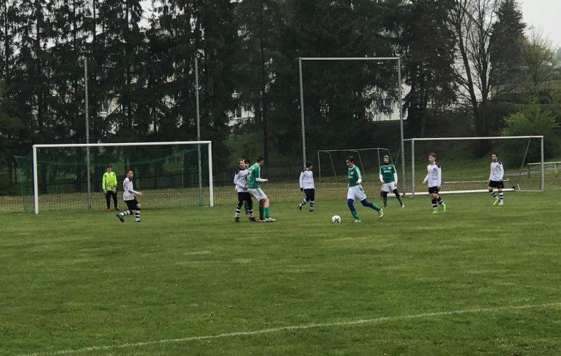 SG Tanna/Oettersdorf - SG Union Isserstedt 13:1 (8:0)