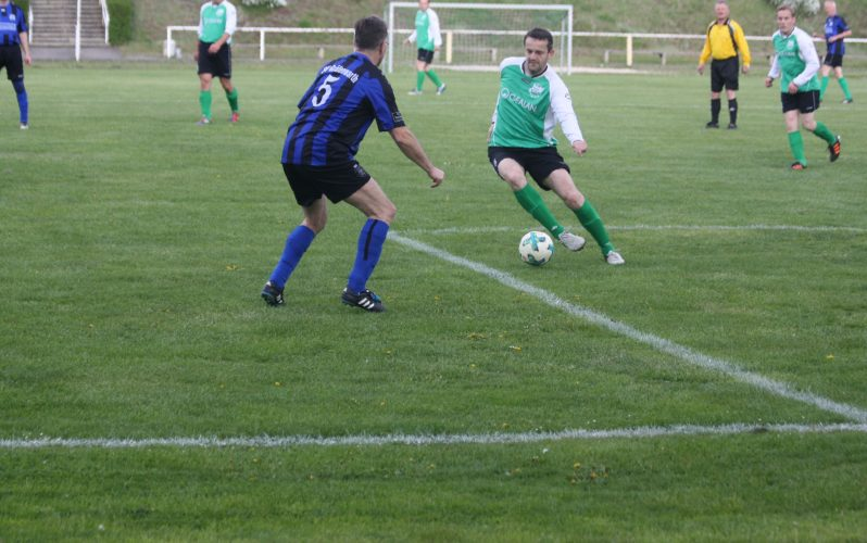 SG Tanna/Oettersdorf -  SV Gräfenwarth 6:1 (1:0)