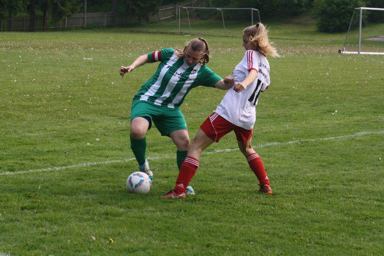 SG Mühltroff/Tanna -  SV Grün-Weiß Wernesgrün 4:0 (0:0)