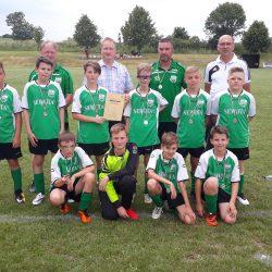 Pokalfinale D-Junioren