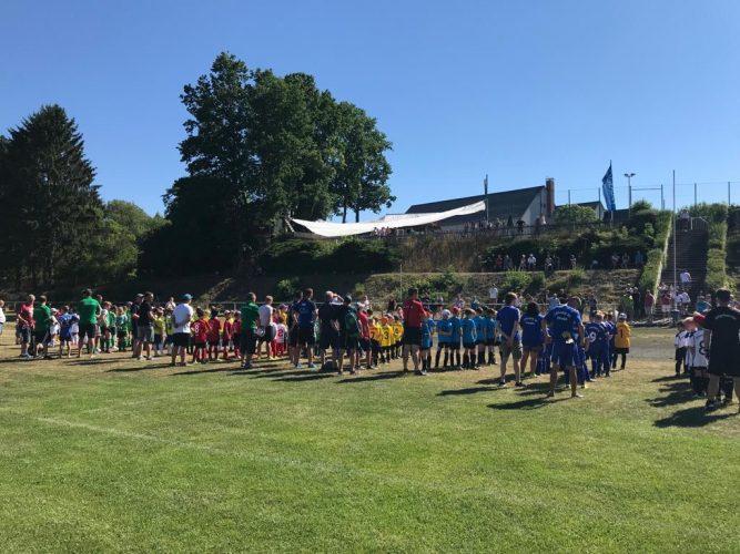"8. Jugend-Fußballturnier ""3-Länder Pokal"""
