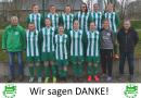 Neue Trikots dank Sponsor Andreas Franz