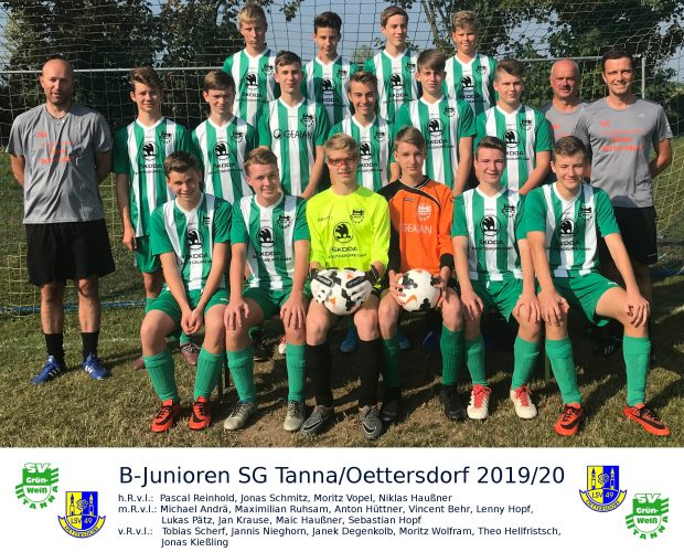 FC Thüringen Jena - SG Tanna/Oettersdorf 3:0 (1:0)