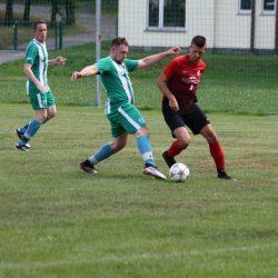 SG SV Grün-Weiß Tanna - SG Kürbitz 1:0 (0:0)