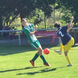 JFC Saale-Orla - SG Tanna/Oettersdorf 5:2 (3:1)