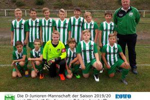FC Thüringen Jena II ungeschlagen Hallen-Kreismeister – Tanna undankbarer Vierter
