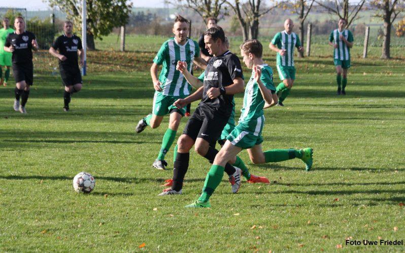 LSV 49 Oettersdorf – SG SV Grün-Weiß Tanna 6:2 (4:1)