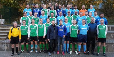 Benefizspiel SV Tanna und LSV Oettersdorf