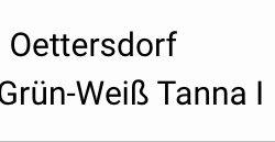 Oettersdorf - Tanna