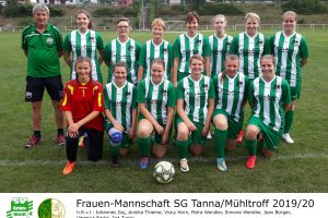 BC Erlbach – SG Mühltroff/Tanna 3:6 (2:3)