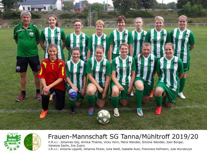BC Erlbach - SG Mühltroff/Tanna 3:6 (2:3)