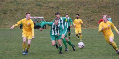 FSV Hirschberg – SG SV Grün-Weiß Tanna 2:4 (2:1)