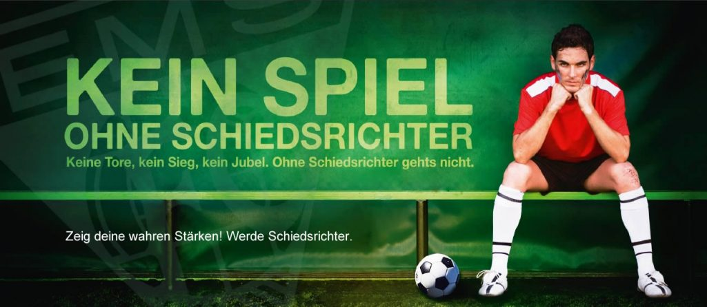 Brief des DFB-Präsidenten an alle Schiedsrichterinnen und Schiedsrichter