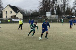 SG Tanna/Oettersdorf – Blau-Weiß Auma 5:0 (4:0)