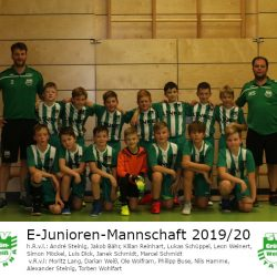 Endrunde E-Junioren in Pößneck