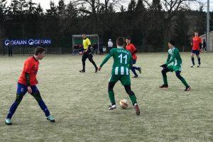 Testspiel SG Tanna/Oettersdorf – JFG Bayerisches Vogtland 5:1 (2:0)