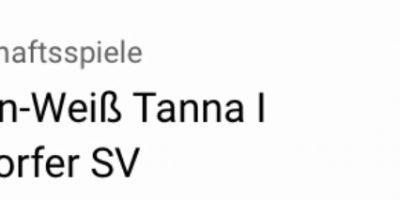 Tanna – Hohndorf