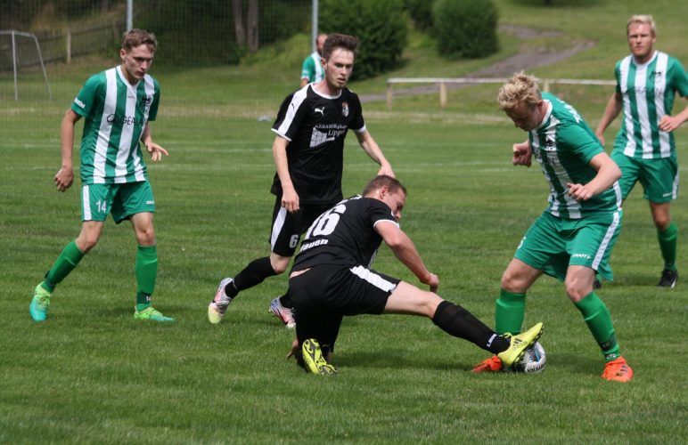 SG SV Grün-Weiß Tanna – 1. FC Ranch Plauen 1:4 (0:2)