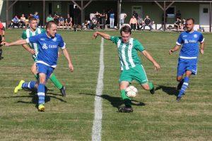 SG SV Grün-Weiß Tanna – SV Blau-Weiß Neustadt II 5:1 (3:1)