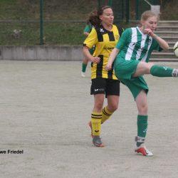 In der Kreisklasse Frauen Vogtland verliert die SG Mühltroff/Tanna gegen den SV Planitz mit 2:3 (1:2)